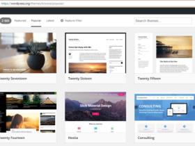 WordPress как удалить тему?