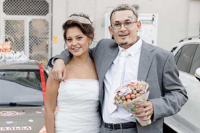 Моргенштерн и Дилара поженились. Свадьба Моргенштерна и Дилары