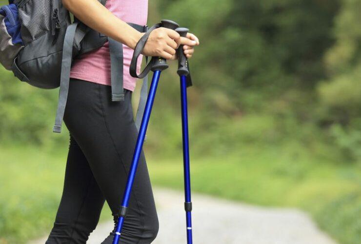 Как подобрать палки для скандинавской ходьбы?