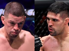 Нейт Диас и Висенте Луке просят UFC организовать им поединок