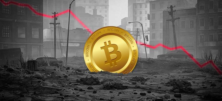 Почему упал биткоин