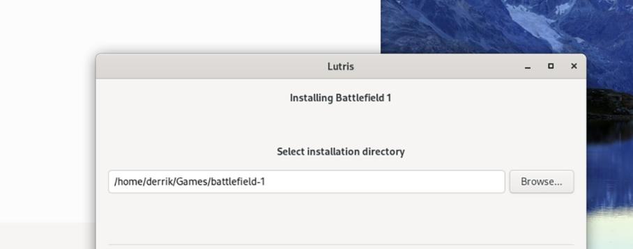 Как играть в battlefield 1 в linux