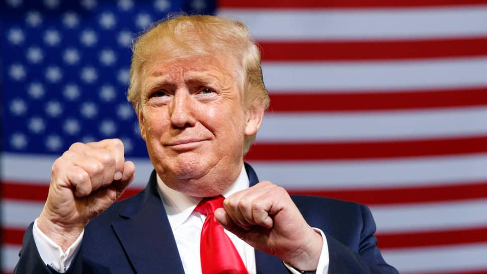 Дональд Трамп станет боксерским комментатором