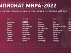Отборочный турнир чм-2022