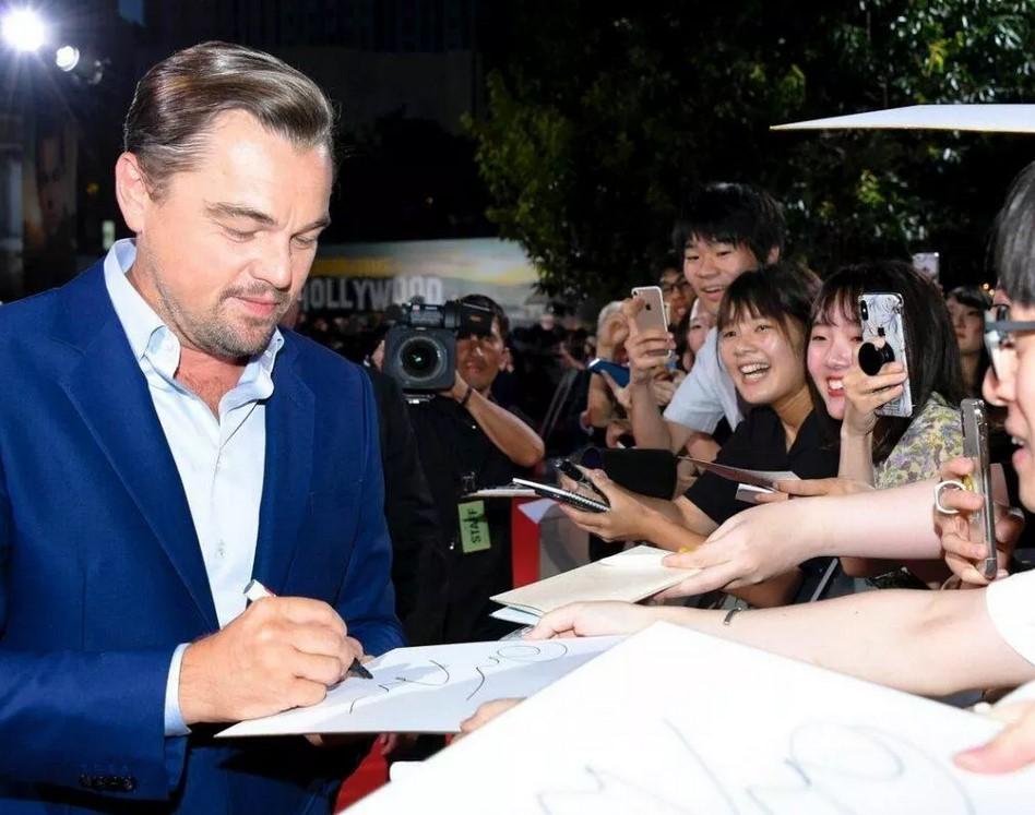 Леонардо ДиКаприо отказывается от душа и дезодоранта, чтобы защитить окружающую среду