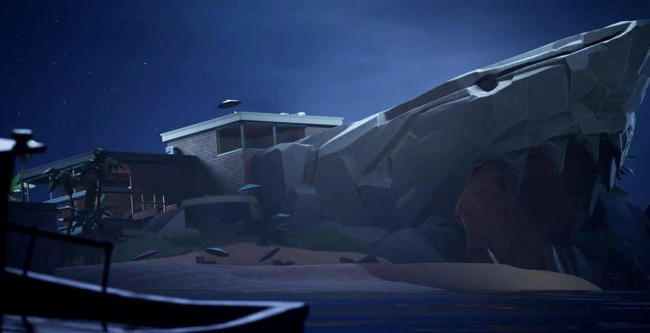 Fortnite: Где найти Beskar Steel (Глубоко во чреве акулы)
