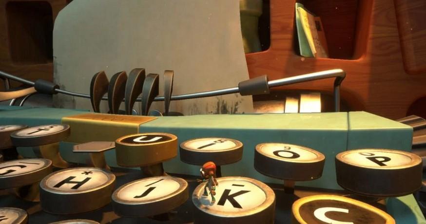 Psychonauts 2: Как решить головоломку с пишущей машинкой