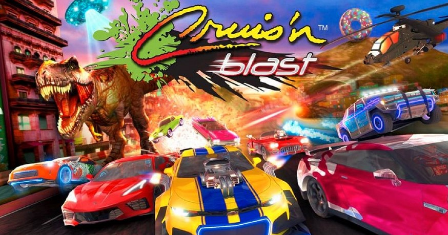 Обзор Cruis'n Blast: Приятная аркадная гонка с некоторыми недостатками