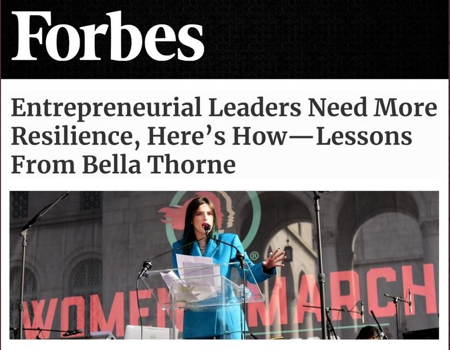 Белла Торн инстаграм. Уроки бизнеса  от Беллы Торн