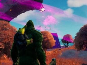 Fortnite: Где найти места крушения пришельцев (8-й сезон)