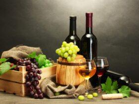 Как сделать домашнее вино из винограда?