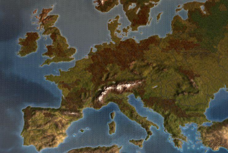Как поменять язык в europa universalis 4?