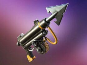 Fortnite: Где взять гарпунное ружье (8-й сезон)
