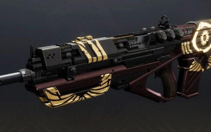 Destiny 2: как получить импульсную винтовку Messenger