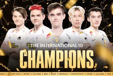 Российская Тим спирит победила на The International 10. Тим Спирит состав