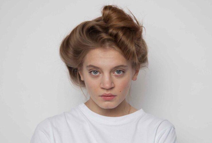 Карина Александрова инстаграм. Рассказала о проблемах подростков в сериале «Контакт»